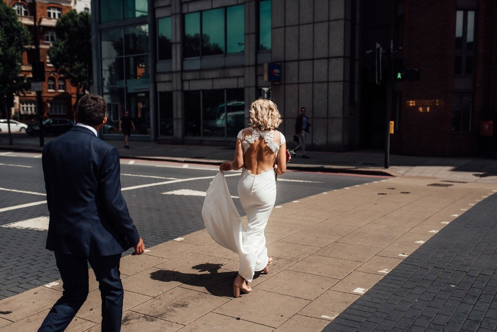manchester urban wedding photographer