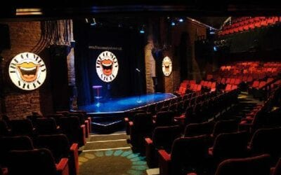 Manchester city centre hen night review (Comedy Store)