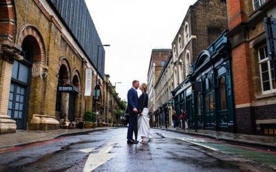Real Wedding – Harriet and Chris
