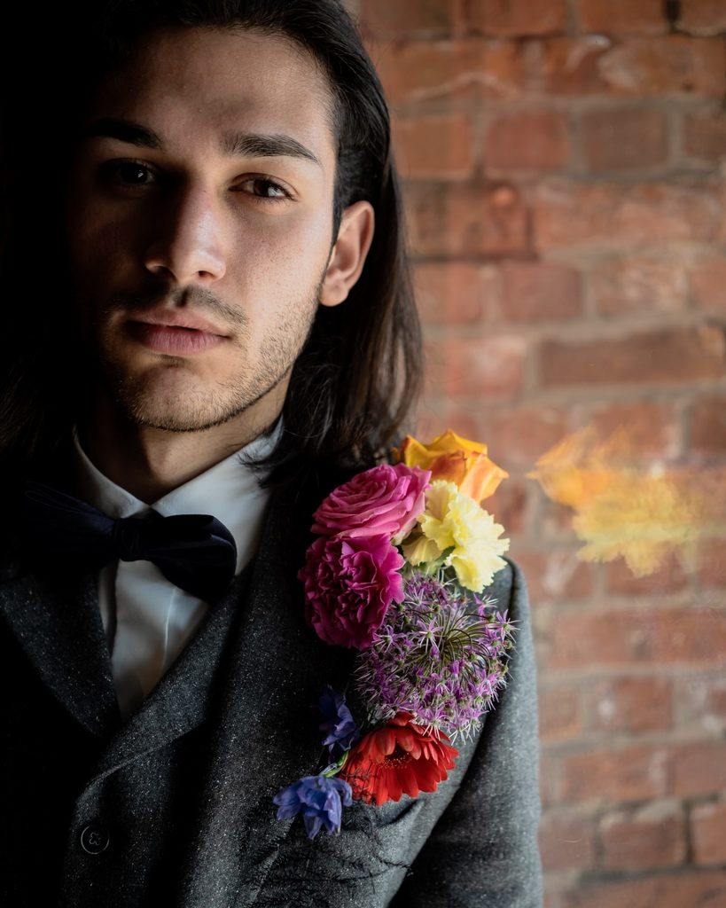 tips for a stylish groom