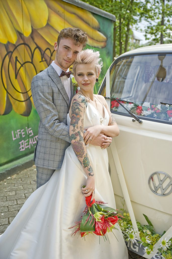 born & wed in the cronx