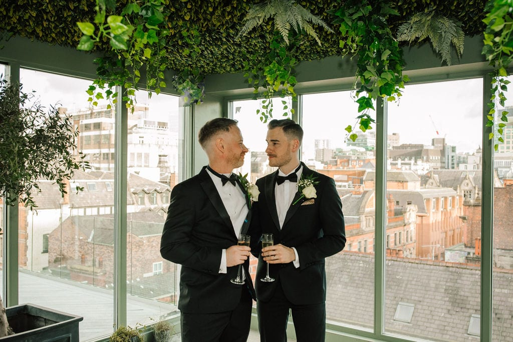 gay city wedding